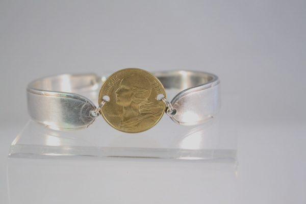Berkley Square Coin Bracelet