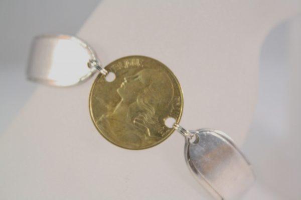Berkley Square Coin Bracelet 2