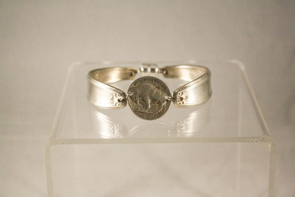 Buffalo Nickel Bracelet 2