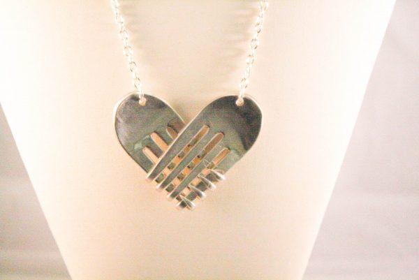 Cross My Heart Necklace 2