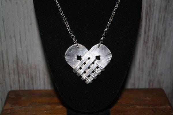 Cross My Heart Necklace 3
