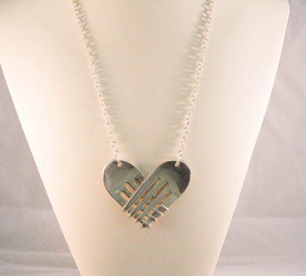 Cross My Heart Necklace 4