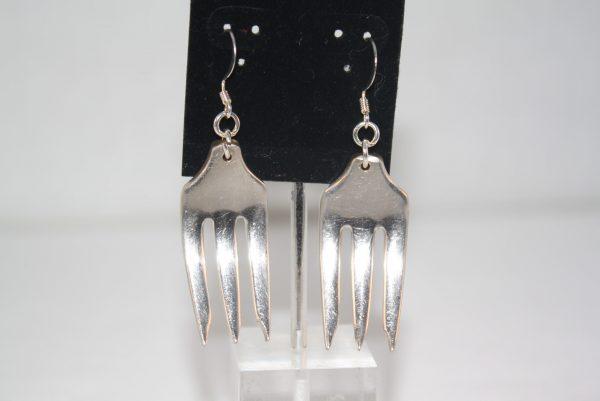 Fork Earrings 3