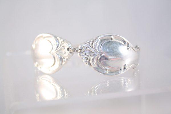 Silver Splendor Handle Bracelet