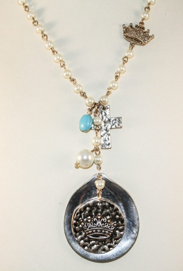 Sweet Pearl Necklace 2